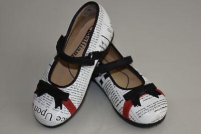 iß Schwarz Kinder Mädchen Kleinkinder Ballerinas Schuhe 8 Us (Kleinkind Weiße Ballerinas)