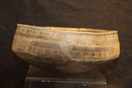 Prehistoric Caddo Culture Friendship Bowl From Clark County, AR
