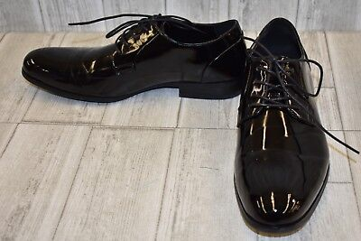 Kenneth Cole Unlisted Heel The World Oxfords - Men's Size 10 M -Black Kenneth Cole Oxford Heels
