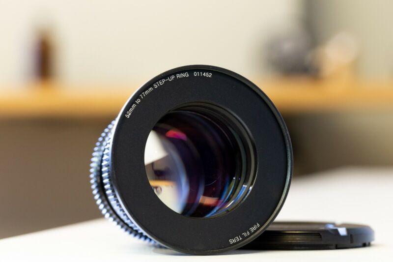 SLR Magic 75mm f/1.4 Full Frame Cine Lens  for Sony E-mount