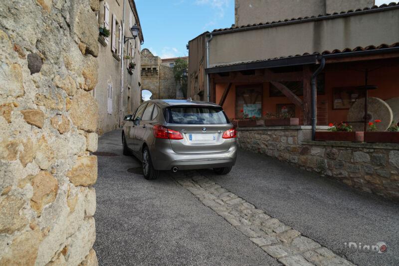 Im BMW 2er unterwegs – mit vier Türen im Active Tourer  (Fabien ROCHET (CC BY-NC-SA 2.0))