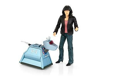 """Doctor Who 5.5"""" Action Figure Set: Sarah Jane and K9"""
