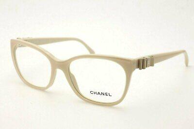 Chanel Eyeglasses CH 3284-Q c.1428 Tan Beige Frames (Tan Eyeglasses)