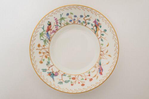 "Tiffany & Company Audubon Saucer 5 1/2"" Dia Limoges France FREE USA SHIPPING"