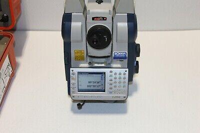 Sokkia Srx-3 Robotic Total Station W Rc-ts3 Handle