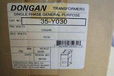 Dongan 35-y030 Transformer