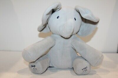 Gund Baby Animated Flappy The Elephant Plush Toy *Ships from USA* Free Shipping