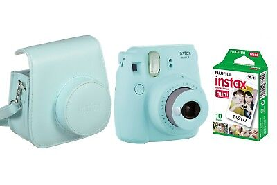 Fotocamera Istantanea FujiFilm Fuji Instax Mini 9 (+Custodia +Pellicola) IB