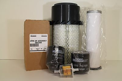 Oem Service Maintenance Filter Kit For New Holland Lx465 Lx565 Lx665 Skid Loader