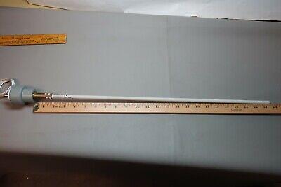 Vintage New Leeds Northrup 10 Rhodium Vs. Platinum Thermocouple