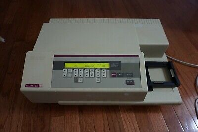 Molecular Devices Spectramax 340 Microplate Reader Spectrophoto 90-240v