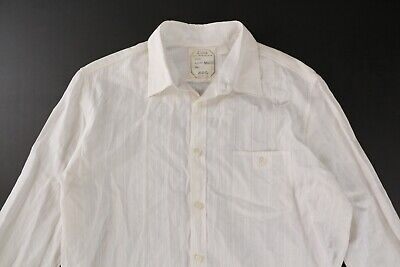 Cloak Alexandre Plokhov Cream Shirt L Large