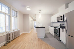 Spacious 1300 S.FT. > Cote-des-Neiges > Heating + Hot water incl