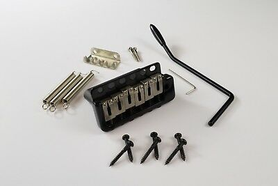 2pt STEEL SADDLE GOLD Guitar Parts WILKINSON WVP Tremolo Trem Bridge