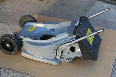 Honda HRB423 Lawn Mower Spares- Main Cutting Deck/Body Rear Roller