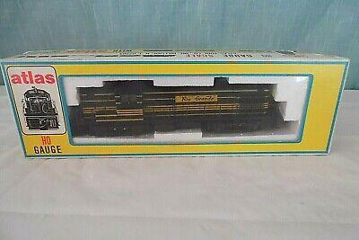 HO Scale Atlas Kato Train 8181 D H Delaware Hudson RS 11 Diesel