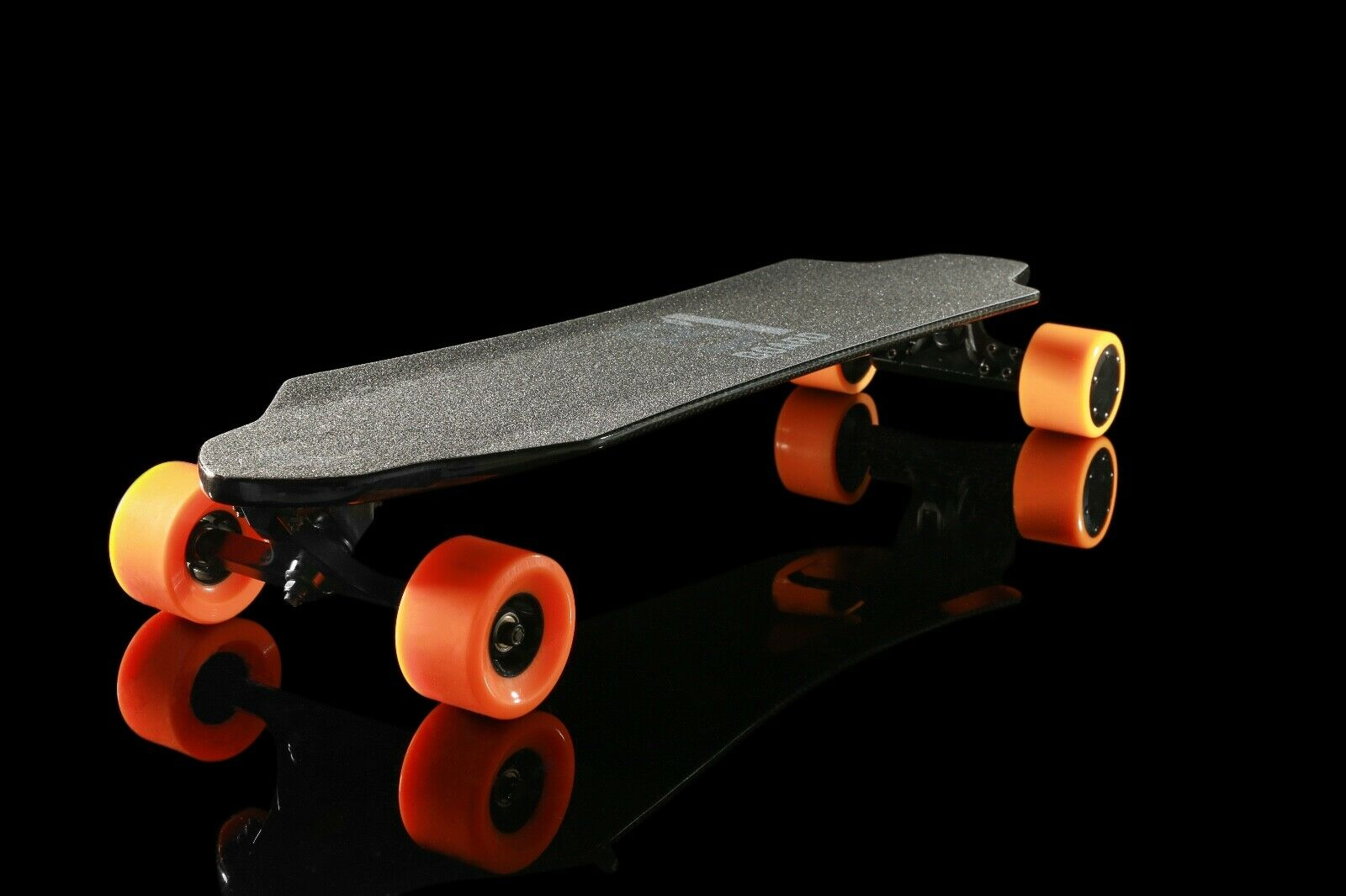 B1 BOARD--H2--Electric Skateboard Longboard-CARBON FIBER 100