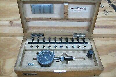 Intast Dial Bore Gage Set .1597-.4033