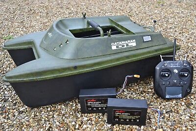 Anatec Catamaran Bait Boat Brushless / Lithium -- Latest Version