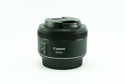 Canon EF 50mm f/1.8 STM (COME NUOVO)