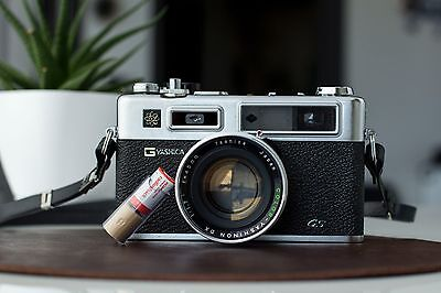 Yashica Electro 35 G, GS, GSN, GTN, GL Battery Adapter