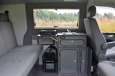 VW Bus T5 / T4 Küchenblock neu  Wohnmobilküche T2 T3 Vito Sprinter Ducato  Küche