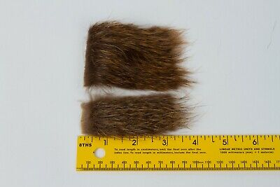 Dry Fly Neck Hackle small natural grizzly     NKS232 mini pack