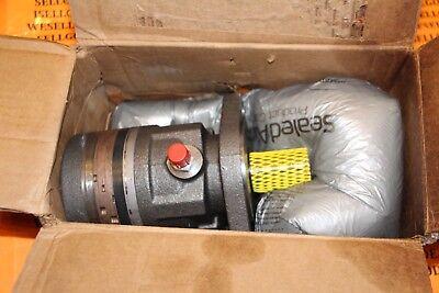 Parker Te0045as100fsab Hydraulic Motor New