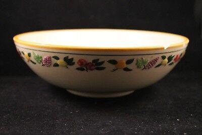 "Franciscan - Small Fruit - Round Vegetable Serving Bowl - 8.5"" - Vintage/1949-"