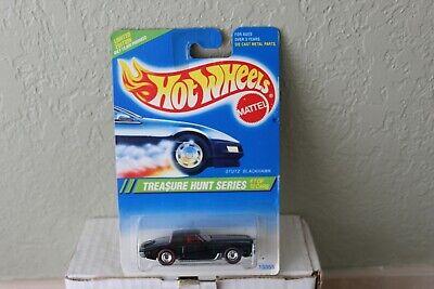 Hot Wheels 1995 Treasure Hunt #7 Stutz Blackhawk