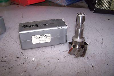 New Hanita End Mill Cutting Tool 34 X 2 X 4-12 1207 M42