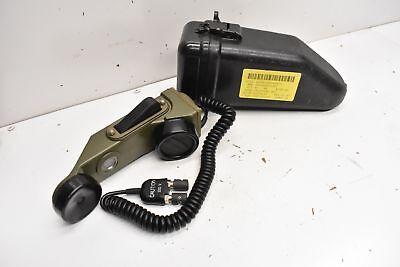 VINTAGE Star Dynamic Corp. Military Telephone Set TA-1/PT W/ Case for sale  Spokane