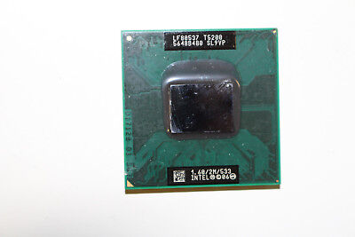 CPU/Processeur Intel Dual Core T5200  2M Cache, 1.60 GHz, 533 M (SL9VP)