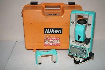 Nikon Dtm-522 Total Station C12