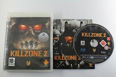 PLAY STATION 3 PS3 KILLZONE 2 COMPLETO PAL ESPAÑA segunda mano  Embacar hacia Argentina