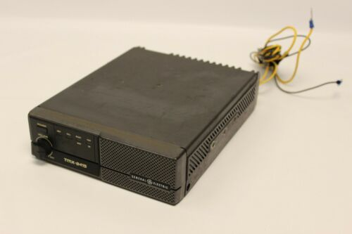 GE TMX-8415 General Electric CB Radio Transceiver. Power Tested - Works.