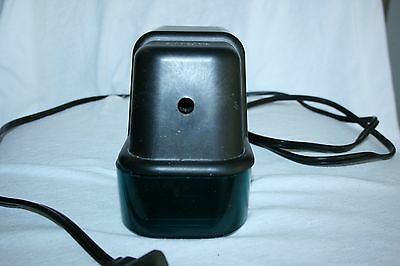 Boston Model 22 Electric Pencil Sharpener 296A Made in USA TESTED Works Great!