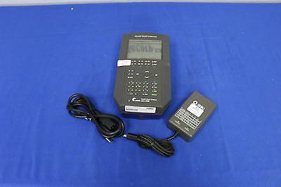 Wavetek Sda-5000-1 Stealth Digital Analyzer Rf Sweep Receiver Wreverse