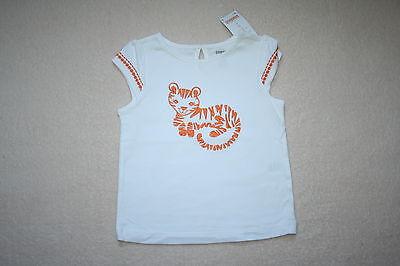 Gymboree Mädchen 2t (Gymboree Neu Mädchen Top T-shirt  Gr.86 summer top sz.2T)