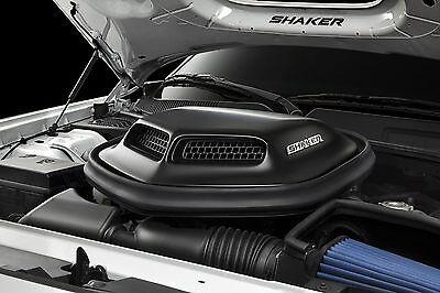 2014 Dodge Challenger Shaker Hood Decal Under Hood Emblem Nameplate Mopar ()