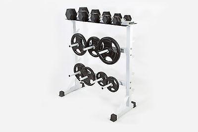 Hantelständer Langhantel Hantelablage Hantelgewichte Ablage Rack Gewichtsständer