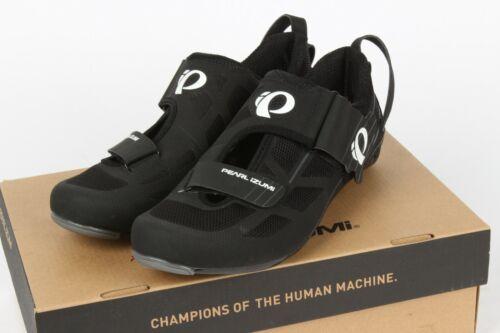 Pearl Izumi Tri Fly Select v6 Shoes Men Black US Size 10/ EU Size 44