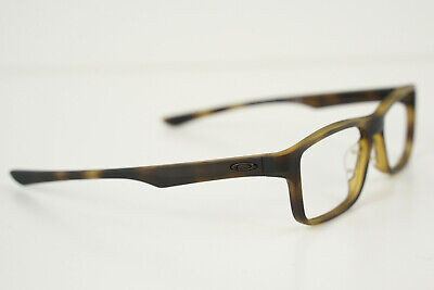 Oakley PLANK 2.0 OX8081-0453 Soft Touch Tortoise Prescription RX 53-18-139