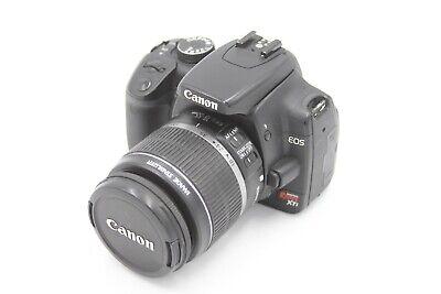 Canon EOS Rebel XTi Digital Body & EF-s 18-55mm IS Lens - 1236B002 - #K11144