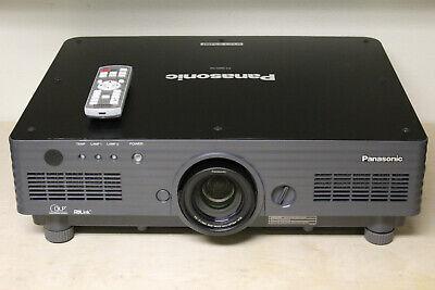 Panasonic PT-DW5100U WXGA HD Large Venue Movie Theater Projector - 5500 Lumens!