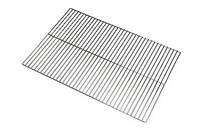 LARGE GAS or CHARCOAL BBQ REPLACEMENT COOKING GRILL 70cm x 48cm