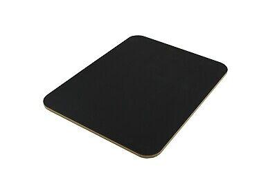 Black Chalkboard Lap Board One Sided On 3.2mm 18 9 X 11 34 Mdf 25pcs Apn
