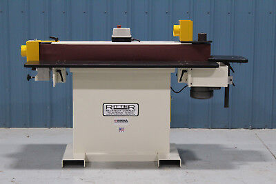 Ritter Model R901 Horizontal Edge Belt Sander