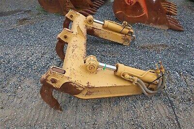 Cat 963c Crawler Loader Ripper