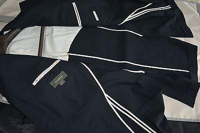 $2195 Ermenegildo Zegna Fabric Jacket S 48 Small for sale  Princeton